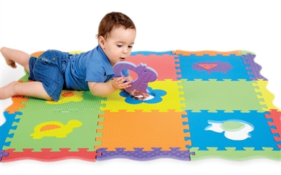 Got Special KIDS!|Edushape Play & Sound Mat