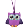 Got Special KIDS|Munchables Baby Owl Chew design features a textured heart on the front and back for added sensory interest. It is suitable for mild-moderate chewers.