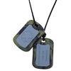 Got Special KIDS|Munchables Original Dog Tags Chewelry is a fun option. These military-inspired chewies feature a raised border with writing on one side and a raised star design on the opposite side.
