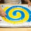 Spiral Gel Activity Pad