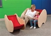 Got Special KIDS|Reversible Rocking or Stationary Chair - Single or Double