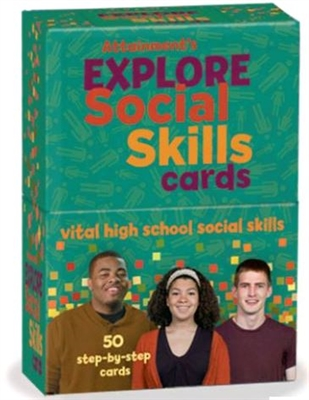 Explore Social Skills Card Set - Vital High School Skills