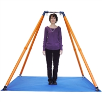 Got Special KIDS|Haley's Joy - On the Go Swing System 2 IS Designed for therapeutic swing therapy in places such as schools, homes, clinics or hospitals, this easy to transport Haley's Joy® On the Go Swing Frame and Mat