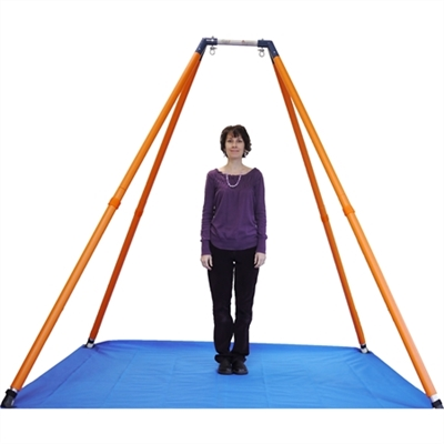 Got Special Kids| Haley's Joy On the Go Swing System 3 IS THE THERAPISTS' go to piece of equipment to use with a variety of clients. Haley's joy is for children with all different types of disabilities
