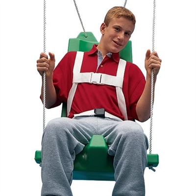 Got Special KIDS|Flying Colors Swing Seat with Pommel