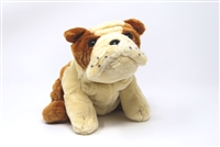 Got Special Kids|Soft Charlie the Weighted Bulldog Plush Toy - 3 & 5 Pounds
