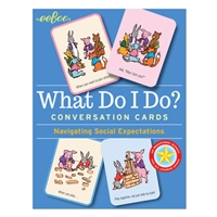 Got Special KIDS|What Do I Do? Conversation Cards