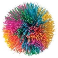 Got Special KIDS|Rainbow Pom Fidget Ball
