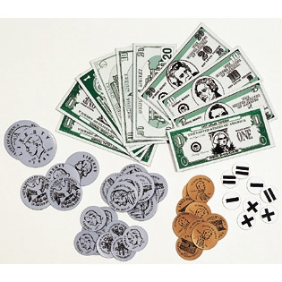 Got Special KIDS| Learning Resources Magnetic Money