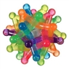Got Special Kids | Made of colorful 3 inch star shapes interwoven around a light-up center.