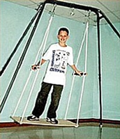 Got Special KIDS| Side-to-Side Baltic Birch Plywood Portable Swing Glider