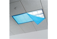 Got Special KIDS|Tranquil Blue Classroom Light Filters - Set of 4
