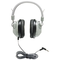 "HamiltonBuhl SchoolMateâ""¢ Deluxe Stereo Headphone with 3.5mm Plug"