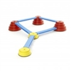 Got Special Kids | The Build and Balance Obstacle Set allows children to create courses and landscapes that will be challenging and fun. Great for encouraging coordination and balance.