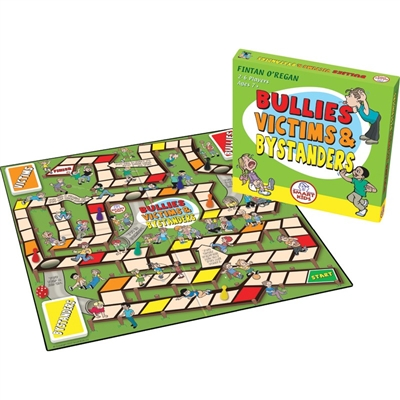 Got Special KIDS|Bullies, Victims & Bystanders Boardgame to Help Children with Behavior