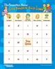 Got Special KIDS|Berenstain Bears Good Behavior Bingo Game Set with 16 Cards