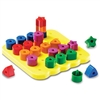 Got Special KIDS|Stacking Shapes Pegboard