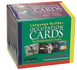 Language Builder: Occupation Cards