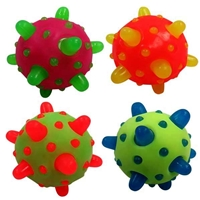 Got Special KIDS|Bumpy, Lightup Thermasphere Anti-Stress Balls