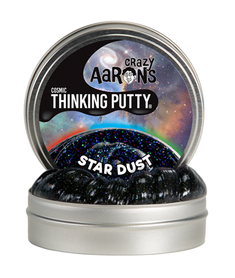 "Crazy Aaron's Thinking Putty Cosmic - 4"" Tin"