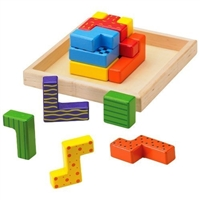 Got Special KIDS|What Z'it 3D Wooden Puzzle