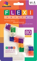 Flexi Crystal Brainteaser Puzzle