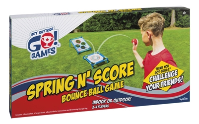 Got Special KIDS|Spring N' Score Bounce Ball Ball Game