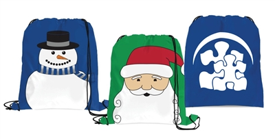 Holiday Tote Bags