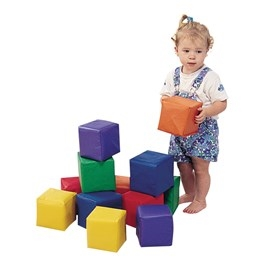 Children's Factory Toddler Baby Blocks - Primary
