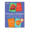Eeboo - How Am I Feeling Conversation Cards develops emotional literacy. Emotional literacy provides an essential foundation for empathy, socialization, and self-understanding