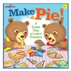 Eeboo - Make a Pie develops concepts of fractions and equivalents his simple game of fractions takes the confusion out of fractions.  Handling the fractions and seeing how they are portions of the total makes the concept understandable!