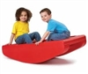 Children's Factory Red Rocker  Toddler Bridge