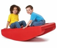 Got Special KIDS|Children's Factory Red Rocker  Toddler Bridge