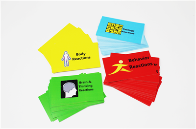 Got Special KIDS| Trauma Reaction Cards for Children & Adolescents