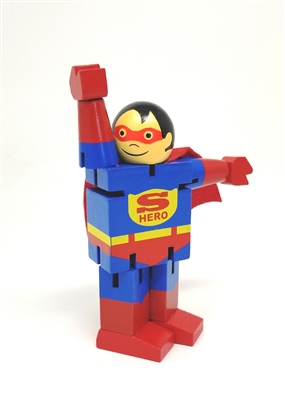 Got Special KIDS|Original Toy Company Mini Super Hero Fidget