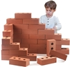Got Special KIDS| Foam Brick Building Blocks - Actual Brick Size