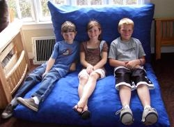 Got Special KIDS|Double Lounger Crash Pad
