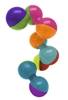 Got Special KIDS|Brainwright - Curve Ball is a colorful brainteaser and fidget of twists, turns and pivots.