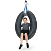 Tube Swing for sensory therapy adds a nice change and variety to any clinic or sensory gym.