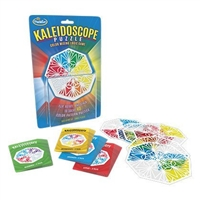 Thinkfun Kaleidoscope Puzzle is a Logic and Problem Solving Visual Perception and Reasoning