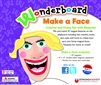 Dowling Wonderboard Make a Face Magnet Set