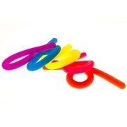 Sensory Noodles - Set of 5 Stretchy String Fidgets