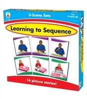 Got Special KIDS|Learning to Sequence 3-Scene Board Game - What Comes Next Concepts