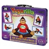 "Got Special KIDS|Yogarilla Exercises and Activities 55 Card Yoga Deckoffers The 55 yoga poses and 110 activities in this oversized, colorfully illustrated 6"" x 8"" card deck help children understand how their bodies and minds work together."