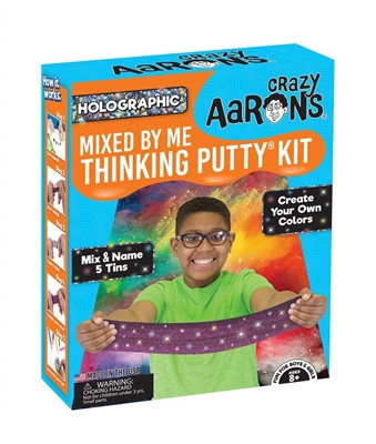 Got Special KIDS| Crazy Aaron's Mixed By Me Thinking Putty Kit - Holographic