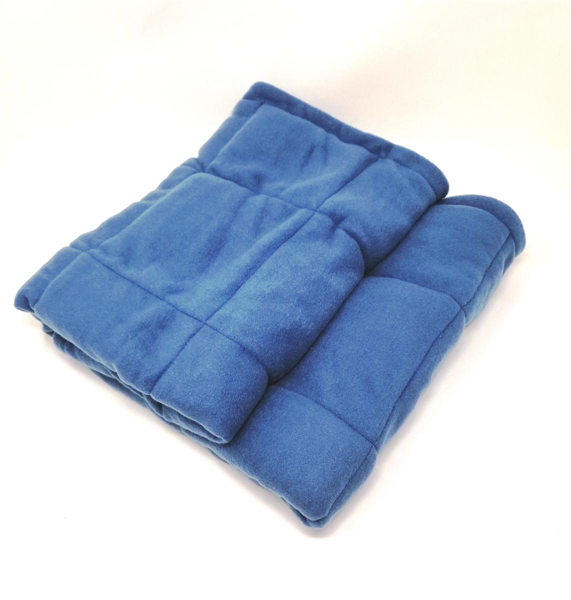 12 lbs Blue Poly Pellets