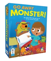 GO AWAY Monster!! Preschool game