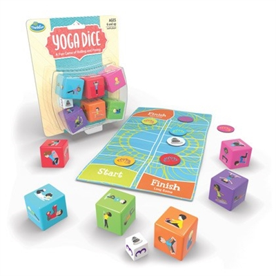 Got Special KIDS| Have fun stretching with Yoga Dice!