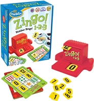 Got Special KIDS| Zingo Number Bingo 1-2-3 by Thinkfun