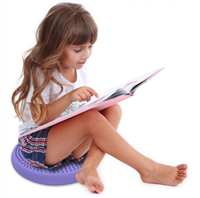 Bouncy Band Wiggle Seat Big Sensory Cushion Helps your child stay calm and focused while sitting at school or home